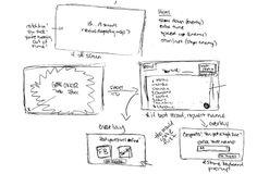 Sketching ideas http://3.bp.blogspot.com/_ClzKUdIj_7w/SwW0iicBa1I/AAAAAAAAAJQ/AHyrHY6c9zA/s1600/sketches2.jpg