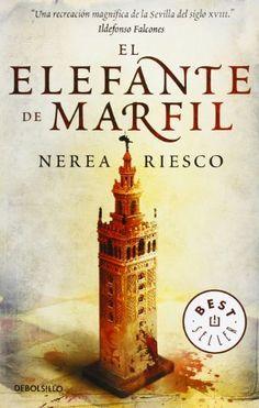 El elefante de marfil (BEST SELLER) de Nerea Riesco, http://www.amazon.es/dp/8499087361/ref=cm_sw_r_pi_dp_g5xWtb0N99F27