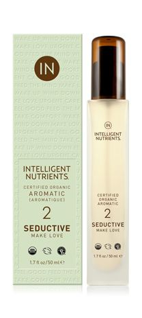 Aromatic | Certified Organic Intelligent Nutrients Seductive™ - Make Love - Intelligent Nutrients