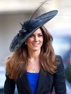 Kate Middleton Hats And Fascinators