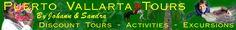 Puerto Vallarta Tours - airport shuttles, snorkeling, ziplines, boats etc etc