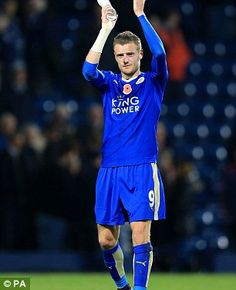 Jamie Vardy made a name for himself at Fleetwood Town