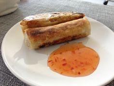 Lumpia - Filipino spring rolls (c) Valerie Till www.mabuhay-tisay.de