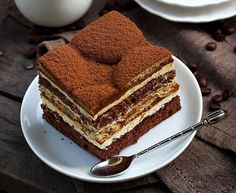 Geheime Rezepte: Latte Macchiato - Torte