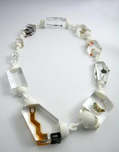 Ted Noten, 21 Necklace
