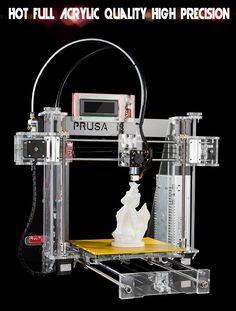 Cheap prusa diy Buy Quality prusa diy directly from China prusa Suppliers: Upgraded Quality High Precision Reprap Prusa DIY Printer kit with 2 Rolls Filament SD card and LCD for Free 3d Printer Video, 3d Printer Price, Desktop 3d Printer, Best 3d Printer, 3d Filament, 3d Printer Filament, 3d Printing Business, 3d Printing Service, 3d Printer Supplies