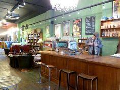 Blitz Café - Hanbury Street.