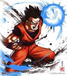Dragon Ball - Son Gohan Mistico