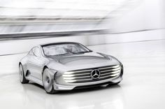 les plus beaux concept car du festival automobile international Mercedes IAA