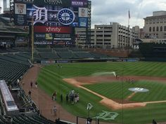 The Oakland Press Blogs: Out of Left Field: Lineups for series finale between Mariners and Tigers