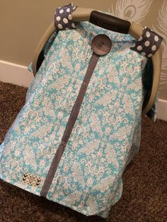Carseat Canopy Free Shipping Code Today By CoveredNLove1 On Etsy