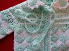 Crochet bebé con explicacion - Imagui