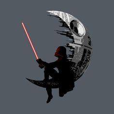 DARTHWORKS T-Shirt - Darth Vader T-Shirt is $11 today at Ript!