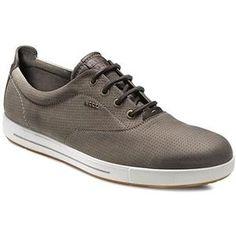Ecco Men's Androw Retro Sneaker Espresso More Details Retro Sneakers, Men's Sneakers, Vans, Man Shoes, Shopping, Comfortable Shoes, Espresso, Style, Fashion