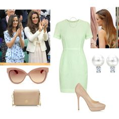 Wimbledon Final, created by royal-fashion on Polyvore
