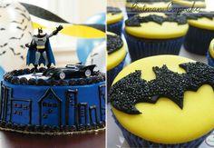 Não deixe de conferir 35 ideias super bacanas para uma festa Batman! Convites, bolos, doces e lembrancinhas que deixarão a comemoração ainda mais bonita!