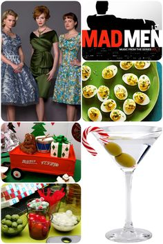 mad men christmas - Google Search