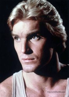A gallery of Flash Gordon publicity stills and other photos. Featuring Sam Jones, Ornella Muti, Timothy Dalton, Melody Anderson and others. Sam J Jones, 1980's Movies, Films, Light Vs Dark, Ornella Muti, Max Von Sydow, Flash Gordon, Comic Book Pages, Young Actors