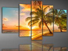 nr 401 Sunset Palmboom