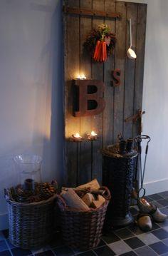 Sinterklaas decoratie via Sassefras
