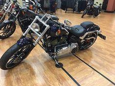 eBay: 2013 Harley-Davidson Softail 2013 Softail Breakout #harleydavidson