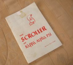 The Scroller's Club Manual by Ricky of Shambala, via Flickr