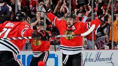 2-1 Hawks WIN ~ Detroit Red Wings v Chicago Blackhawks - Game Seven