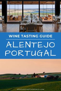 A guide to wine tasting in Alentejo, Portugal. Best wineries, varietals and more. Travel in Portugal. | Mrs O Around the World #Travel #Portugal #Wine #WineTasting | portugal honeymoon | travel portugal Drinking Around The World, Travel Around The World, Around The Worlds, Luxury Travel, Us Travel, Bucket List Holidays, Wine Tourism, Traveling Europe, Wineries