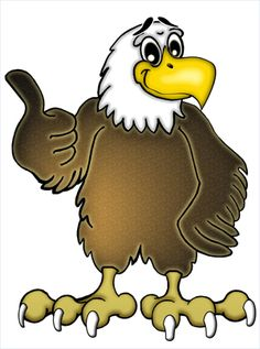Strong Eagle Cartoon | cartoon to get these but when i just searched for eagle cartoon i got ...