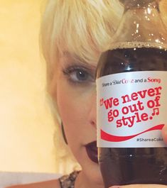 """@DietCoke: Two things that never go out of style, @taylorswift13. #DietCoke #ShareaCoke (x) """