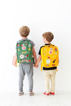 Backpack Patches!!! For Back to School