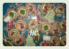 Cookies galletas navideñas