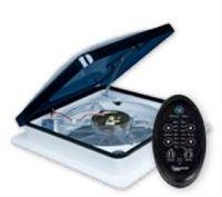 12vdc Fan 417rf Remote Cradl Mini Casa Rodante Casa Rodante Mini