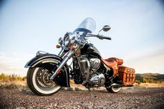 Officially revealed just a few minutes ago, The new Indian Chief Vintage is a soft bagger that takes iconic Indian Motorcycle styling to a whole new level with handcrafted detail and a signature heritage aesthetic$