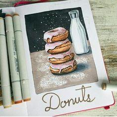 new Ideas for cake illustration poster