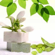 NATURAL SOYA MILK Melt and Pour Soap