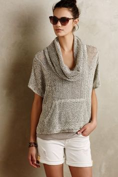 Sapin Cowl Pullover