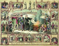 HISTORIOLOGIA PROTESTANTE: A Inomogeneidade da Reforma Religiosa do Século De...