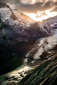 Glacier - Austria