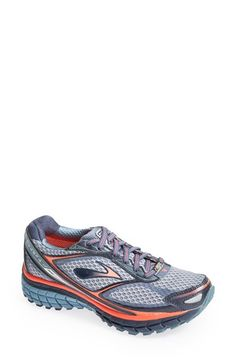 Brooks 'Ghost 7 GTX' Waterproof Running Shoe (Women) available at #Nordstrom