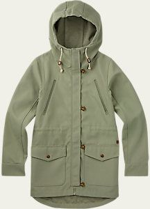 Burton Soteil Softshell - You can never have too many parkas