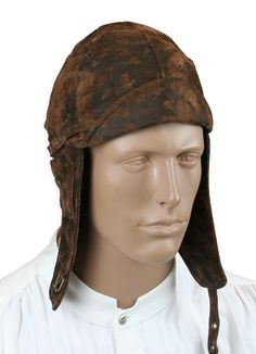 Aviator hat for steampunk art competition- going to buy me this badboy