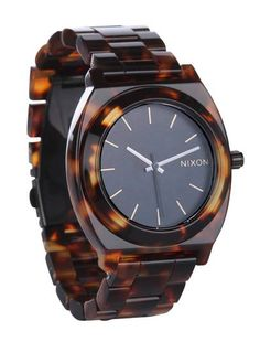 for him...  (montre time teller acetate tortoise by nixon