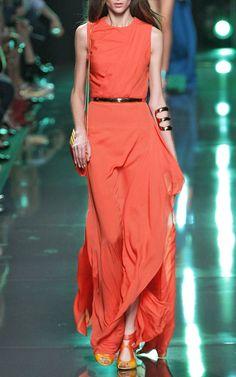 Elie Saab Spring/Summer 2015 Trunkshow - Moda Operandi