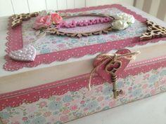 Cajas y joyeros personalizados en www.nonitos.es
