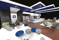 Visual for dubai exhibition stand