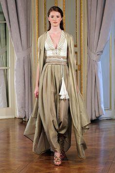 Dilek Hanif - Haute couture - Printemps-été 2013