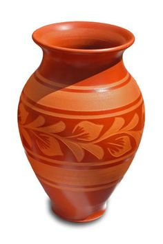 Welcome to the Okra Glass website Painted Clay Pots, Painted Flower Pots, Painted Gourds, Painted Vases, Bottle Painting, Bottle Art, Pottery Painting, Pottery Vase, Art Shed