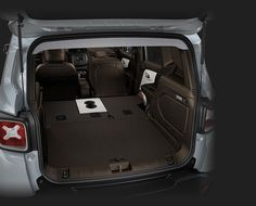 2015 Jeep® Renegade Storage