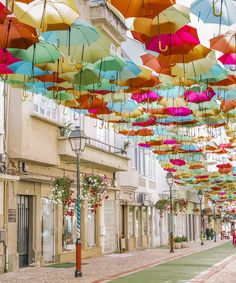 Portugal Travel Guide: 5 Day Trips from Aveiro - Grace J. Silla - - A travel guide that features 5 day trips from Aveiro Portugal: Coimbra, Porto, Obidos, Costa Nova, Agueda and a day spent in Aveiro itself. Beautiful Places To Visit, Cool Places To Visit, Places To Travel, Places To Go, Travel Destinations, Portugal Travel Guide, Europe Travel Guide, Europe Budget, Portugal Trip